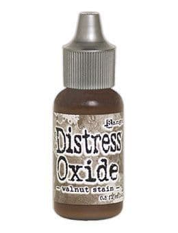Tim Holtz - Distress Oxide Re-inker - Walnut Stain