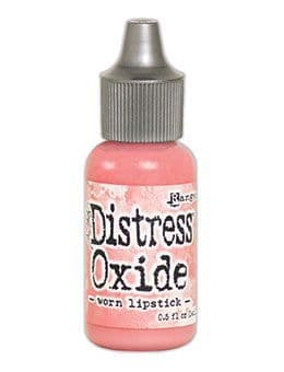 Tim Holtz - Distress Oxide Re-inker - Worn Lipstick