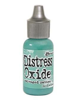 Tim Holtz - Distress Oxide ReInker - Salvaged Patina