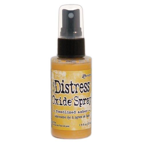 Tim Holtz - Distress Oxide Spray - Fossilised Amber