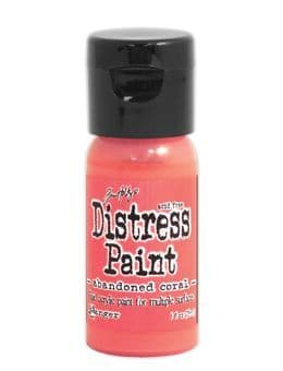 Tim Holtz - Distress Paint - Abandoned Coral