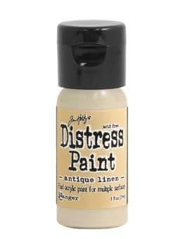 Tim Holtz - Distress Paint - Antique Linen