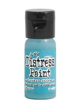 Tim Holtz - Distress Paint - Broken China
