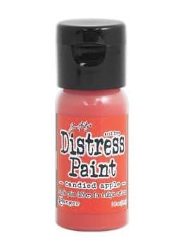 Tim Holtz - Distress Paint - Candied Apple