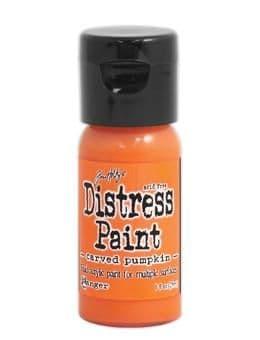Tim Holtz - Distress Paint - Carved Pumpkin