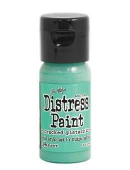 Tim Holtz - Distress Paint - Cracked Pistachio