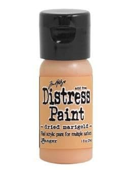 Tim Holtz - Distress Paint - Dried Marigold
