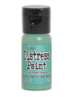 Tim Holtz - Distress Paint - Evergreen Bough