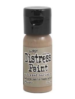 Tim Holtz - Distress Paint - Frayed Burlap