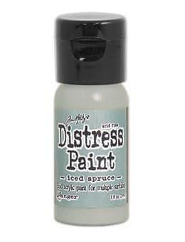 Tim Holtz - Distress Paint - Iced Spruce