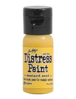 Tim Holtz - Distress Paint - Mustard Seed