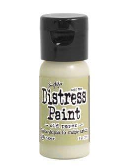 Tim Holtz - Distress Paint - Old Paper