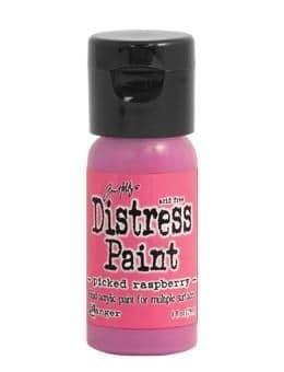 Tim Holtz - Distress Paint - Picked Raspberry