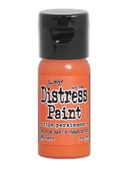 Tim Holtz - Distress Paint - Ripe Persimmon