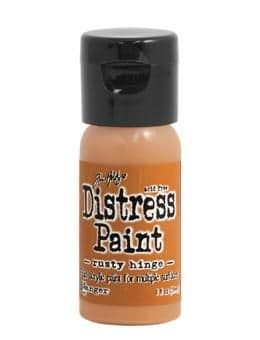 Tim Holtz - Distress Paint - Rusty Hinge