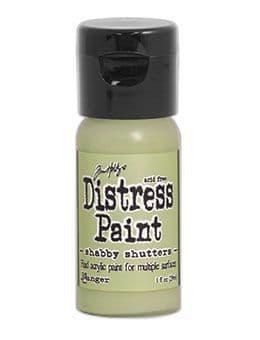 Tim Holtz - Distress Paint - Shabby Shutters