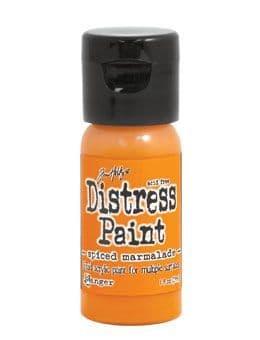 Tim Holtz - Distress Paint - Spiced Marmalade