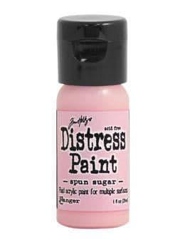 Tim Holtz - Distress Paint - Spun Sugar