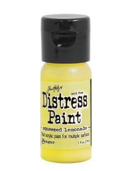 Tim Holtz - Distress Paint - Squeezed Lemonade