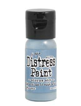 Tim Holtz - Distress Paint - Stormy Sky