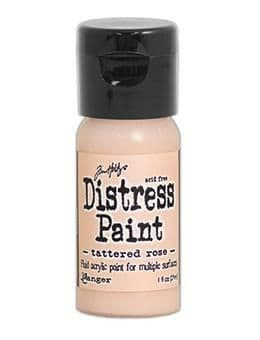 Tim Holtz - Distress Paint - Tattered Rose