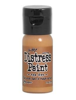 Tim Holtz - Distress Paint - Tea Dye
