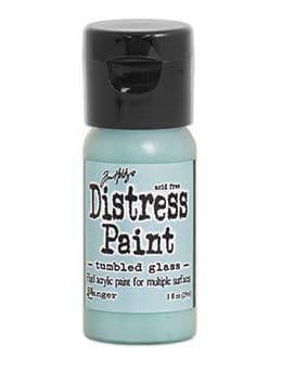 Tim Holtz - Distress Paint - Tumbled Glass