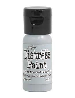 Tim Holtz - Distress Paint - Weathered Wood