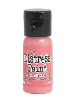 Tim Holtz - Distress Paint - Worn Lipstick