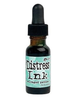 Tim Holtz - Distress ReInker - Salvaged Patina