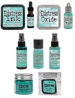 Tim Holtz Distress - Salvaged Patina