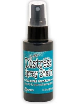 Tim Holtz - Distress Spray Stain - Peacock Feathers