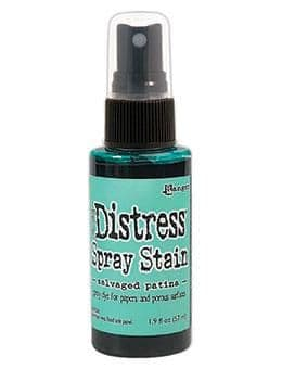Tim Holtz - Distress Spray Stain - Salvaged Patina