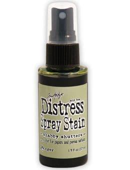 Tim Holtz - Distress Spray Stain - Shabby Shutters