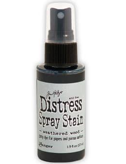 Tim Holtz - Distress Spray Stain - Weathered Wood