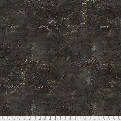 Tim Holtz - Eclectic Elements - Abandoned Collection - 50cm - Cracked Shadow