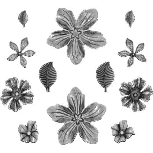 Tim Holtz - Idea-ology - Adornments Floral