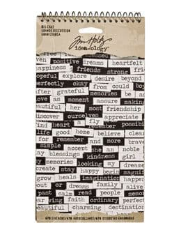 Tim Holtz - Idea-ology - Big Chat
