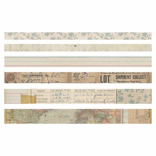 Tim Holtz - Idea-ology - Design Tape - Elementry