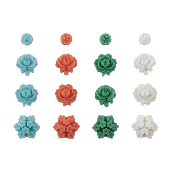 Tim Holtz - Idea-ology - Heirloom Florals