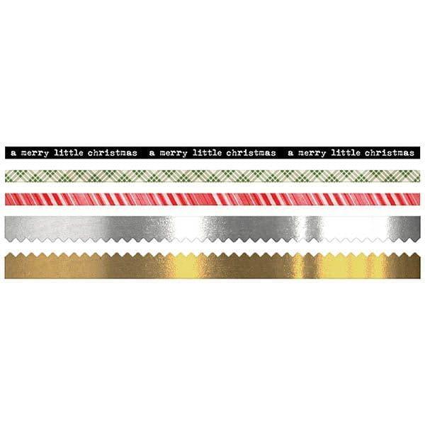 Tim Holtz - idea-ology - Trim Tape Christmas