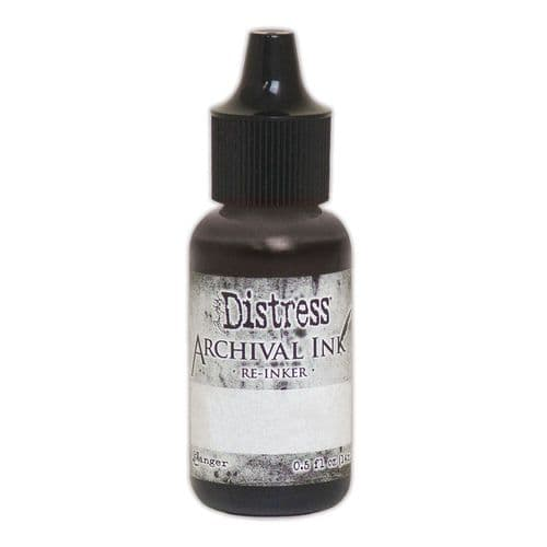 Tim Holtz - Mini Distress Archival Re-inker - Dusty Concord