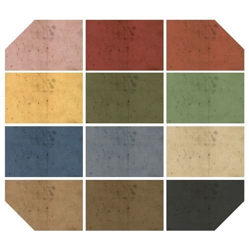 Tim Holtz - Provisions - Fat Quarter Collection