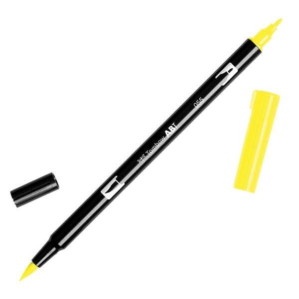 Tombow - ABT Dual Brush Pen - 055 Process Yellow