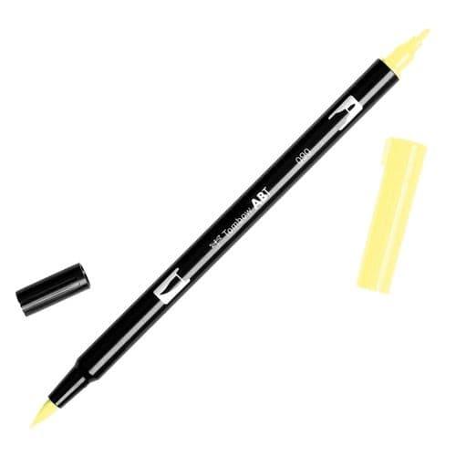 Tombow - ABT Dual Brush Pen - 090 Lemon Cream