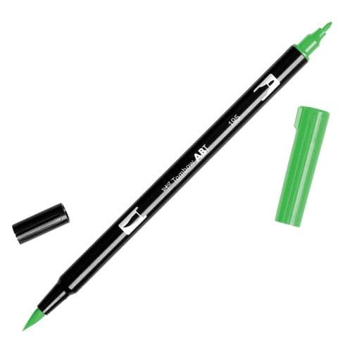 Tombow - ABT Dual Brush Pen - 195 Light Green