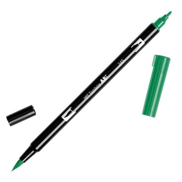 Tombow - ABT Dual Brush Pen - 245 Sap Green