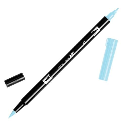 Tombow - ABT Dual Brush Pen - 491 Glacier Blue
