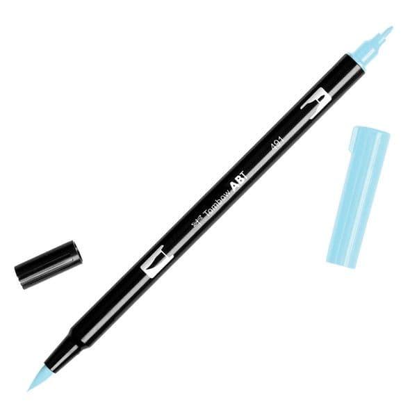 Tombow - ABT Dual Brush Pen - 491 Glacier Blue