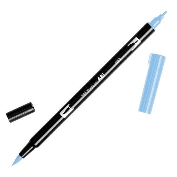 Tombow - ABT Dual Brush Pen - 553 Mist Purple